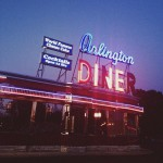 Arlington Diner in North Arlington