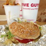 Five Guys Burgers and Fries in Sugar Land