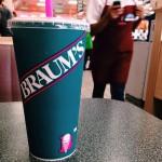 Braum's Ice Cream & Dairy Store in Muskogee