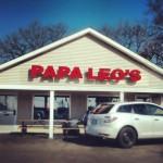 Papa Leo's Pizzeria in Niagara Falls