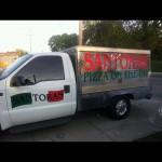 Santora's Pizza in Liberty