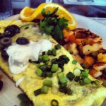 The Omelette Inn in Long Beach, CA