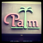 Palm Restaurant in Los Angeles