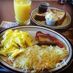 Denny's in El Paso