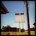 Dixie Dog Drive-In in Ponca City
