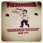Pizzamania in Long Beach, CA