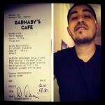 Barnaby's Cafe in Houston, TX