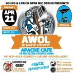Apache Cafe in Atlanta, GA