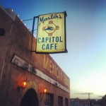 Martins Capitol Cafe in Roswell