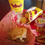 Bojangles in Jonesville, NC
