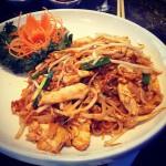 Cafe de Bangkok in Hallowell, ME