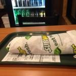 Subway Sandwiches in Fountain Valley