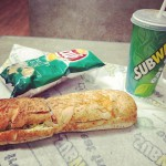 Subway Sandwiches in Windsor Heights