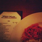 West Main Restaurant in Charlottesville, VA