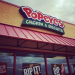 Popeye's Chicken in Rayville