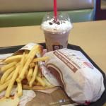 Burger King in Saint Petersburg