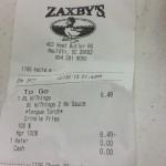 Zaxby's in Mauldin