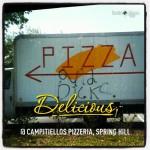 Campitiello's Pizzeria in Spring Hill