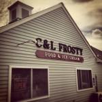 C & L Frosty in Natick, MA