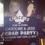 Chacers Bar & Grill in Norwich