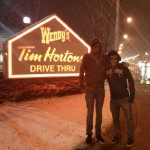 Tim Hortons in Edmonton