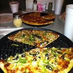 Pizza King in Longview, TX