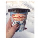 Tim Horton's in Saint John