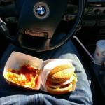Burger King in Sacramento