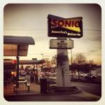 Sonic Drive-In in Bakersfield