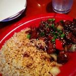 Pei Wei Asian Diner in Dallas