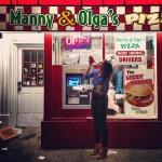 Manny's & Olga's Pizza in Washington