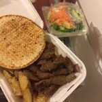 Gyro-Mena in Chicago