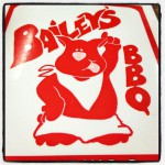 Baileys Bar B Que in Ringgold
