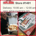 Papa John's Pizza in Greensboro
