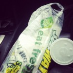 Subway Sandwiches in Stanley