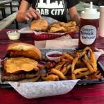 Grease Monkey Burger Shop in Arlington