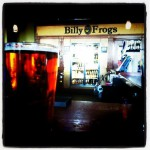 Billy Frogs in Sioux Falls