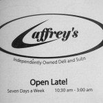 Caffrey's Deli and Subs in Minneapolis, MN