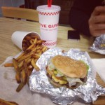 Five Guys Burgers And Fries in Natick, MA
