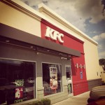 Kentucky Fried Chicken in Louisville