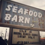 The Seafood Barn Restaurant in Supply