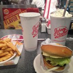 Johnny Rockets Group Inc in Garden City