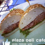 Plaza Deli Cafe in Mountain View