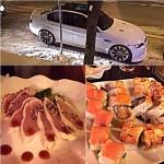 Blufish Japanese Sushi Restaurant in Winnipeg