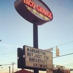 Taco Garage in San Antonio