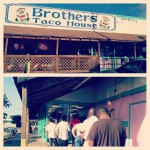 Brothers Taco House in Houston, TX