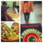 Freshslice Pizza in Vancouver east