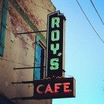 Roy's Cafe in Corsicana
