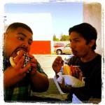 Scott's Burger Shack in Sacramento
