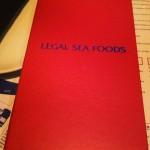 Legal Sea Foods in Atlanta, GA